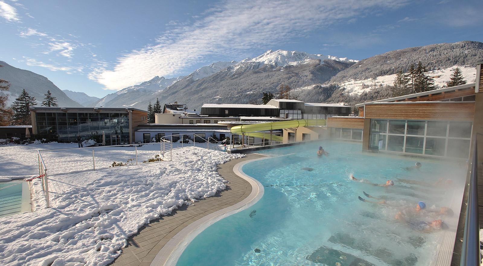 Terme di bormio hotel convenzionato con le terme di - Hotel bormio con piscina ...